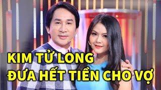 NSƯT Kim Tử Long đưa hết Tiền cho Vợ Trinh Trinh giữ dù chưa kết hôn - TIN GIẢI TRÍ