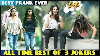 BEST PRANKS 2017 OF 3 JOKERS-PRANKS KE USTAAD !! PRANK IN JAIPUR !! RAJASTHAN !! PRANKS IN INDIA