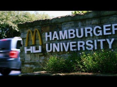McDonald's Hamburger U: What It Takes to Graduate
