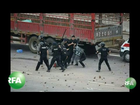 Clash Over Rail Line Leaves Dozens Injured in Sichuan Province
