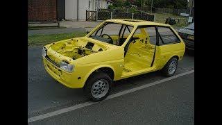 MK2 Ford Fiesta XR2 Track Car Build Project