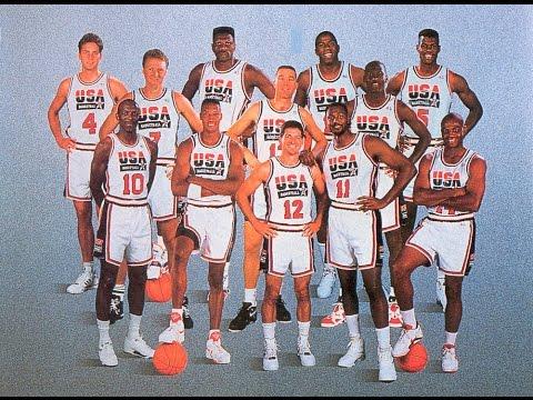 Final Torneo Americas'92: USA - Venezuela