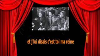 Karaoké Félix Leclerc  -  Le p'tit bonheur