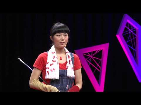 The reason why I pursue glass art | Yukie Kimura | TEDxSapporo