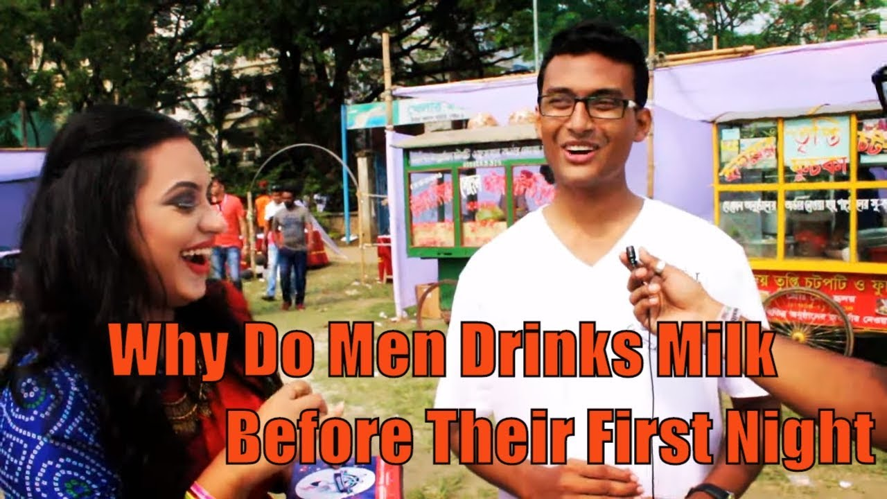 Why do men drink