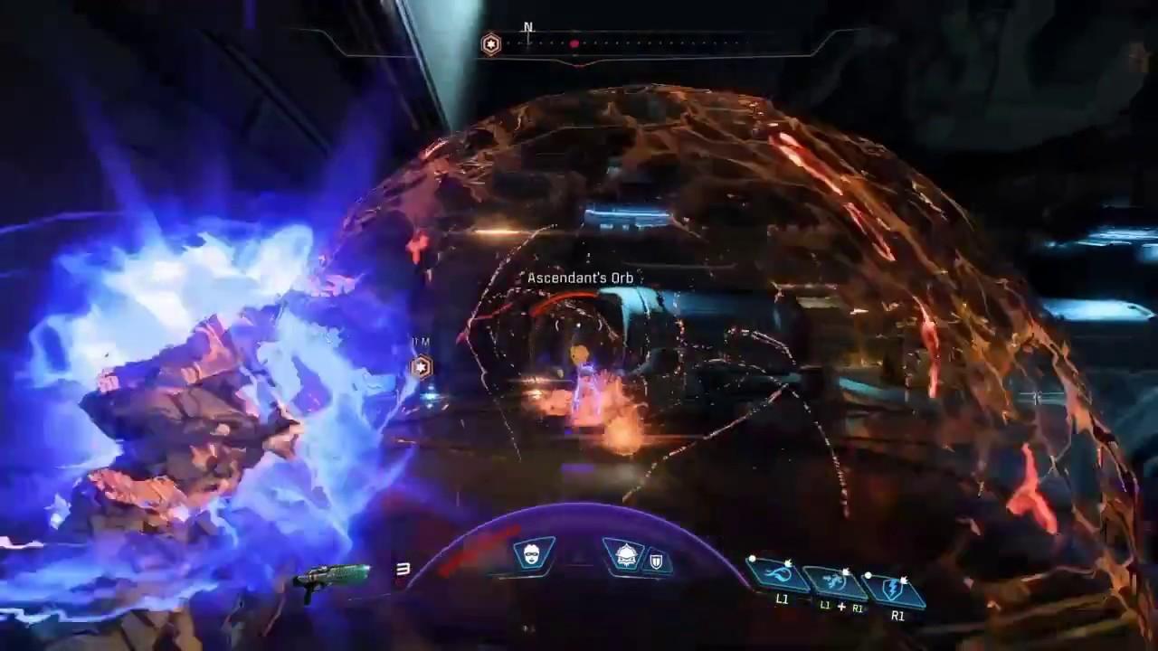 Mass Effect  Vanguard Insanity Build