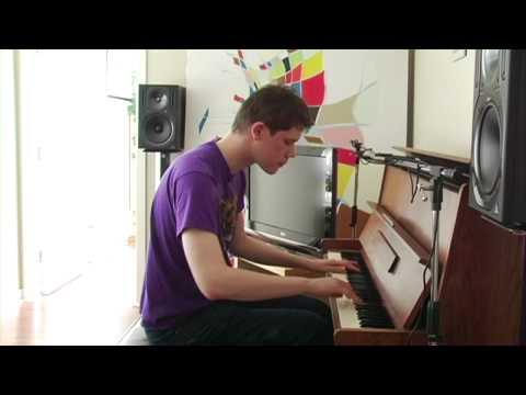 Afternoon in Paris by John Lewis - Geoff Peters Solo PIano