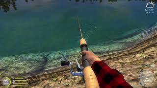 Русская рыбалка 4 - озеро Куори - Воблеры Zeiman Terminator F10