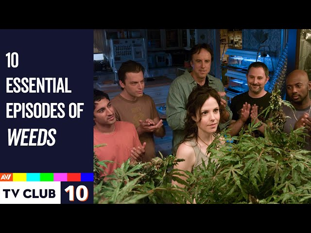 10 episodes that showcase the highs and lows of Weeds