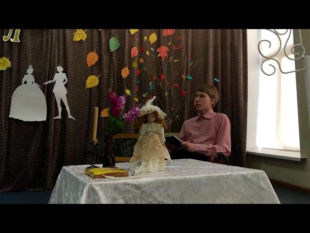 Изображение предпросмотра прочтения – МихаилГорбачев читает произведение «Бабушка» М.И.Цветаевой