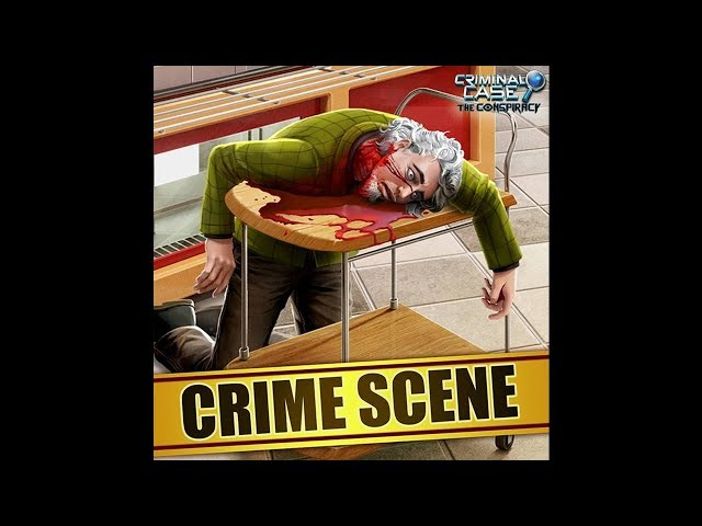 Criminal Case: The Conspiracy Case #38 - Pain in the Neck LIVE!