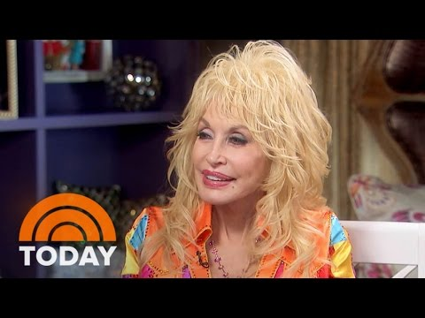 Dolly Parton On 'Coat of Many Colors': 'I've Been Very Blessed' | TODAY