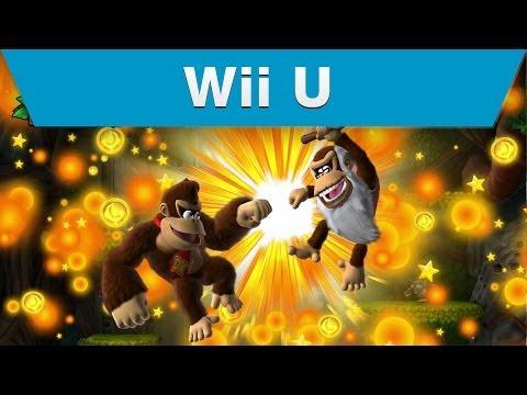 Wii U - Donkey Kong Country: Tropical Freeze - Cranky Kong Trailer
