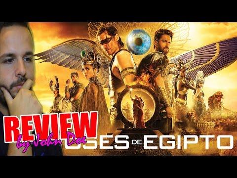 Dioses de Egipto - CRÍTICA - REVIEW - HD - John Doe - Gods of Egypt - Alex Proyas