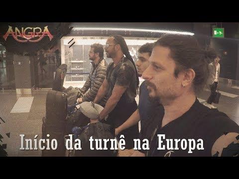 Indo pra Europa - ØMNI TOUR