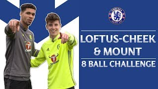 8 Ball Master & Student Challenge ft. Ruben Loftus-Cheek & Mason Mount