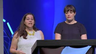 Kirsten Gerrish & Lena Kilic - Float Conference 2016