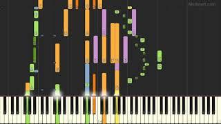 Billy Paul - Me and Mrs Jones (Piano Tutorial)