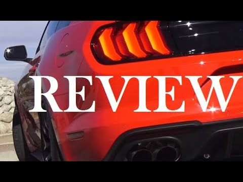 2018 Mustang GT - 1k-mile Review: Base Is Still Bliss