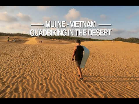 MUI NE | VIETNAM | Cartoon - I Remember U | Vlog Ep 13 | Travel Vlog