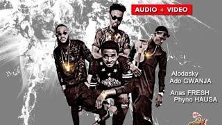 Sabuwar Wakar Ado Gwanja Ta Hausa Hip Hop Mai Taken