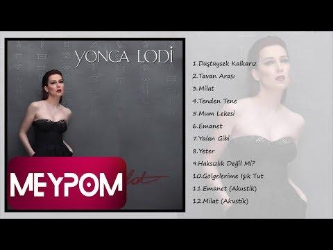 Yonca Lodi - Mum Lekesi (Official Audio)