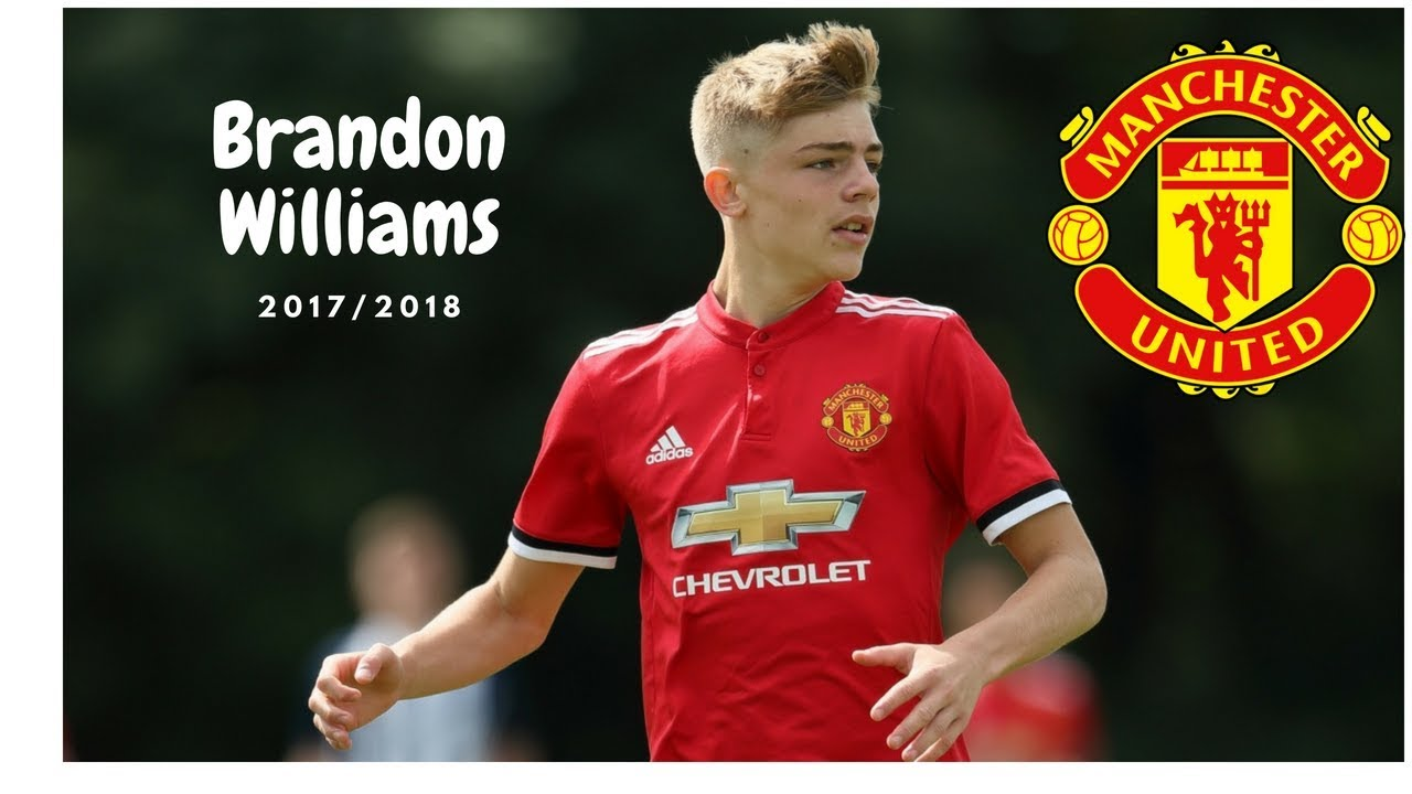 Brandon Williams Manchester United 2017 2018 Individual Highlights