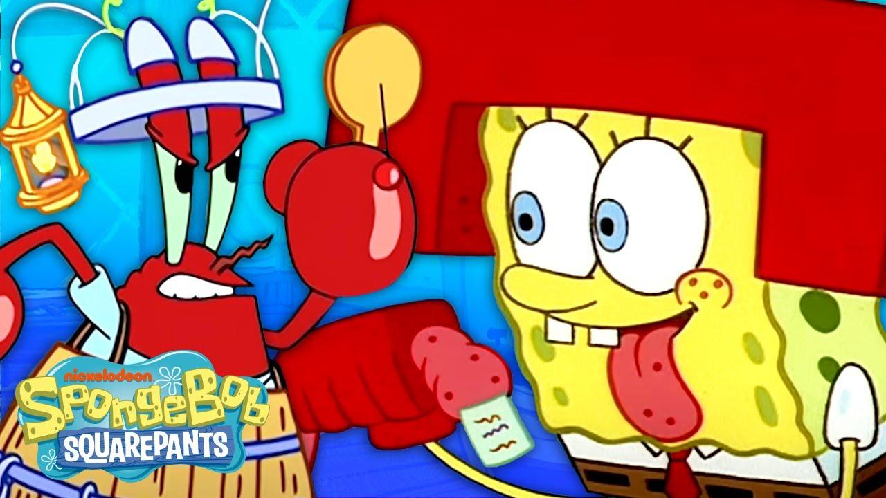 Every SpongeBob PRANK Ever! ? Happy April Fools' Day!
