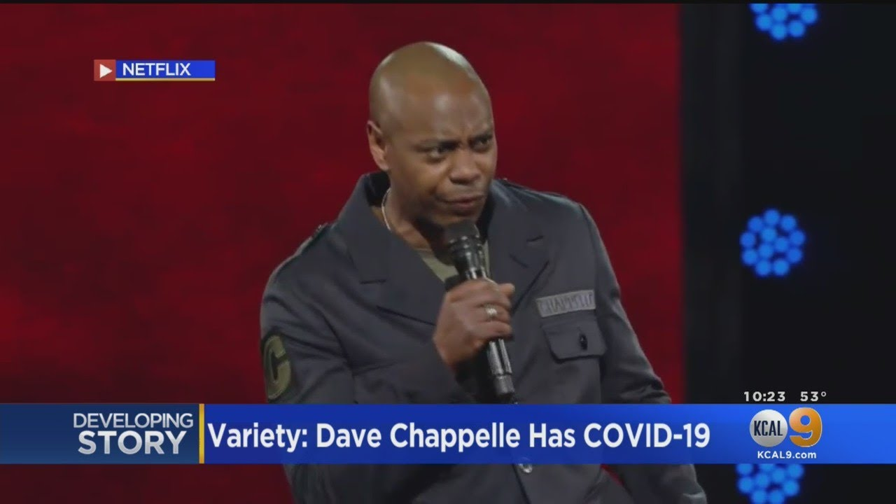 Comedian Dave Chappelle Tests Positive For Covid-19