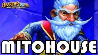 HEARTHSTONE - MITOHOUSE, A LENDA!