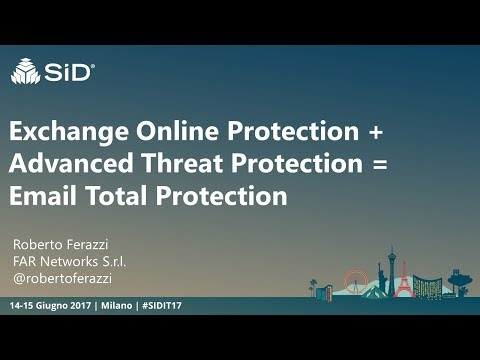 Exchange Online Protection + Advanced Threat Protection = Email Total Protection