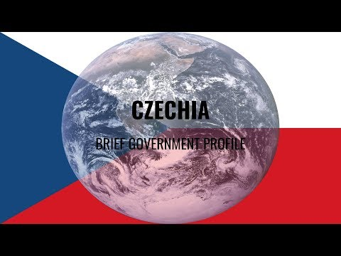 Czechia (Czech Republic) | Brief Government Profile