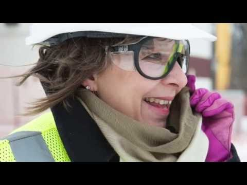 A Day in the Life of Engineering Physicist Linda Bagby