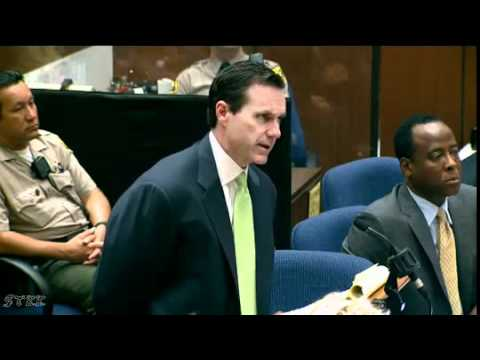 Conrad Murray Trial - Day 2, part 1 /fixed/