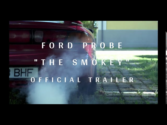 100autot.ee Presents:  Ford Probe - The Smokey - Official Treiler