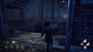 AMANDA, WHAT ARE YOU DOING??? | Dead By Daylight(SWF) - PS4
