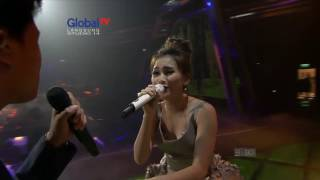 Romantic Duet Rizky Febian ft Ayu Ting Ting - Like I'm Gonna lose You [AMAZING14 GLOBALTV] MP3