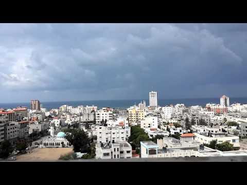 Gaza time laps my phono 8-10-2015#Gaza