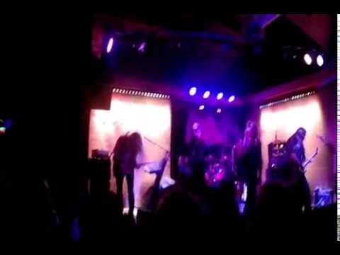 80s metal tribute act Way Cool Jr. live in Pacific Beach