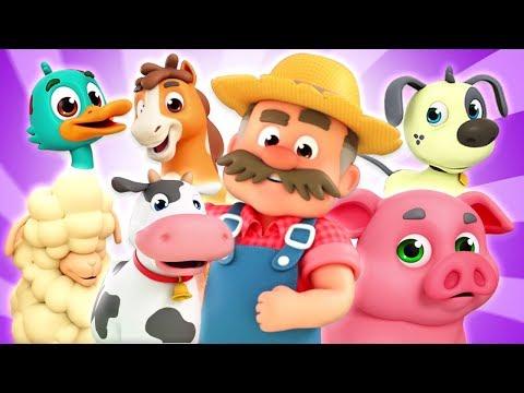 Ali Baba'nın Çiftliği - The Supremes -  Çocuk Ve Bebek Şarkıları   Kids TV Türkçe