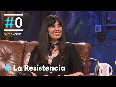 LA RESISTENCIA - Entrevista a Javiera Mena | #LaResistencia 23.05.2018