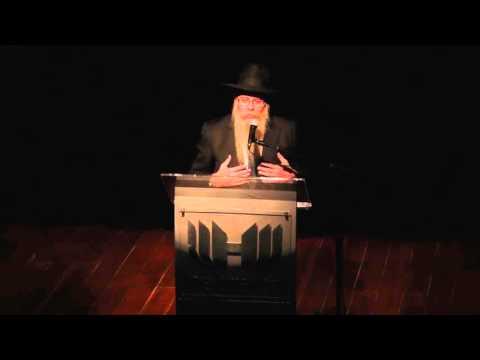 """Palestra do Rab. David na Hebraica - """"Como crescer em momentos de crise"""""""