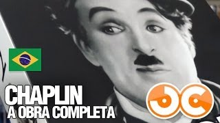 [DVD] Chaplin: A Obra Completa