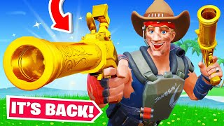 The WILD WEST Game Mode is BACK! (Fortnite)