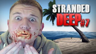 I HAVE SEA HERPES??? | Stranded Deep #7