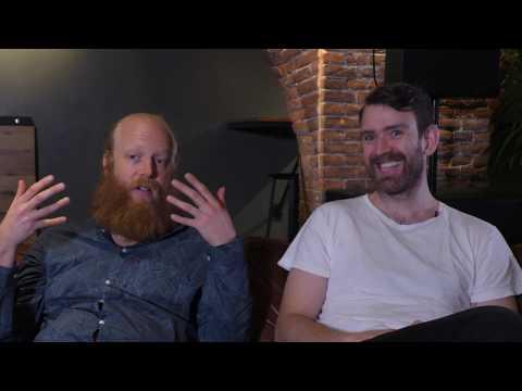 Little Dragon interview - Håkan Wirenstrand & Fredrik Källgren Wallin