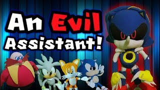 Sonic the Hedgehog - An Evil Assistant!