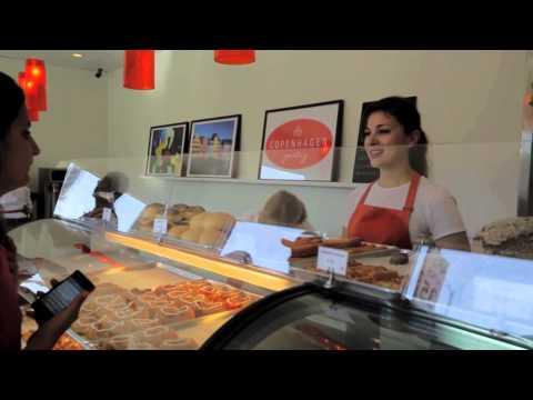 Copenhagen Pastry: Amerikanerne elsker danish