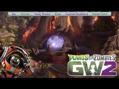 Plants Vs Zombie Garden Warfare 2 hadir Dengan Karakter Baru