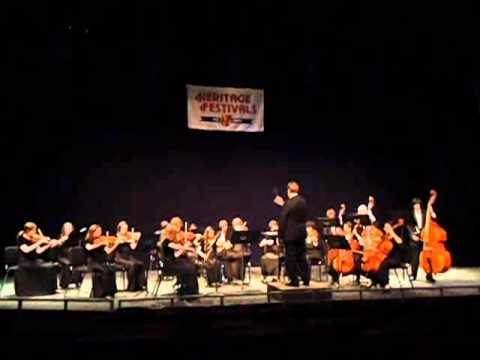 NHS Strings Orchestra - Sacagawea